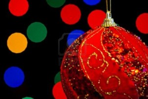11740790-red-christmas-ball-with-lots-of-colors-light
